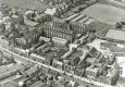 Compton from the air - note the mills where Sainsbury's is now